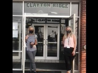 Welcome to Clayton Ridge!