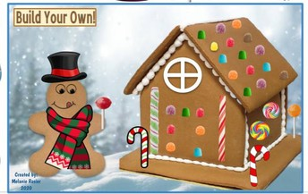 Michael's Gingerbread House