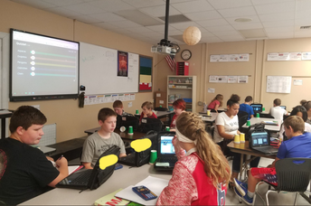Quizlet Live for Practice with Partners!