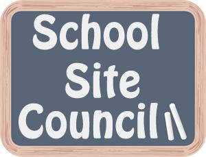 Join the School Site Council!