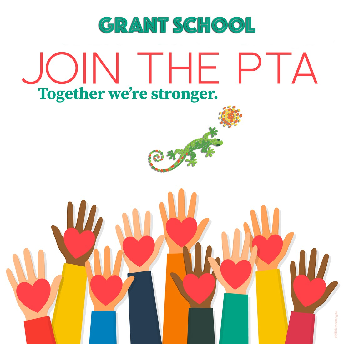 JOIN THE GRANT PTA!