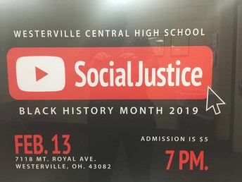 Black History Month Program at Central