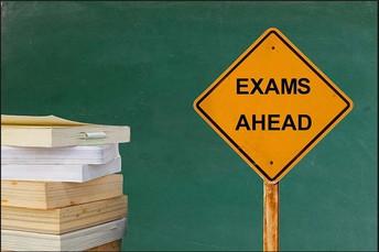 K-5 Exam Schedule