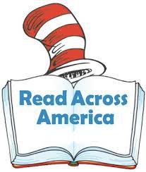 Killam Read Across America beginning in March!