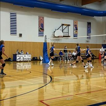 Junior Varsity Ladies Volleyball