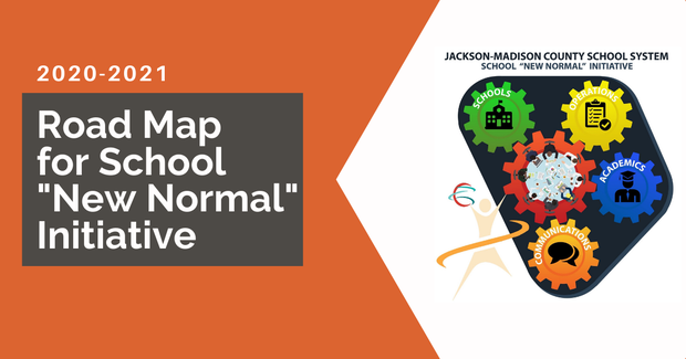 """Road Map for JMCSS School """"New Normal"""" Initiative"""