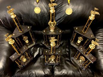 Trojan Band Wins Top Awards