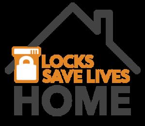 Locks Save Lives Home