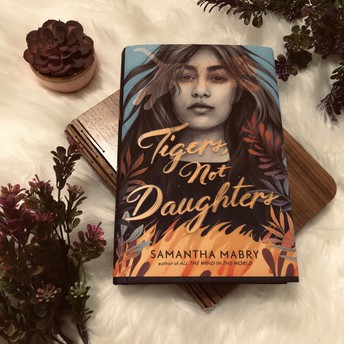 Tigers, Not Daughters Hardcover by Samantha Mabry