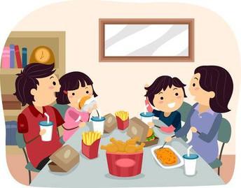 Building Healthy Communities Update: Family Meals