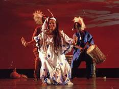 Bamidele Dancers and African Drummers