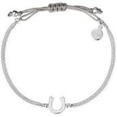 Wishing Bracelet - Horseshoe