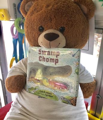 Teddy's Favorite Swamp Book!