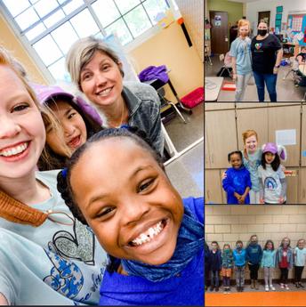 World Autism Day Celebrated at Cahaba Elementary
