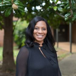 Mrs. Kim Moore, Associate Principal for 6th Grade Center