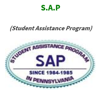 News from the Student Assistance Program (SAP)