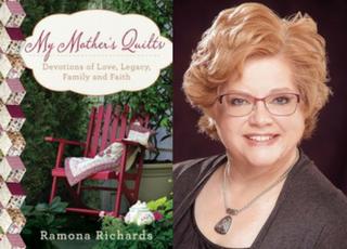 Have breakfast with inspirational author Ramona Richards!