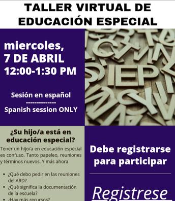 Spanish Session