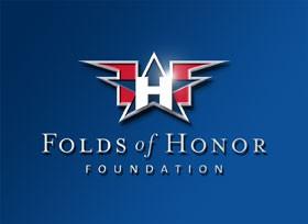 Folds of Honor Scholarship application deadline March 31st, 2018