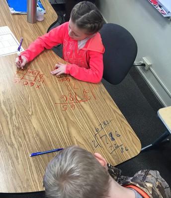 4th Grade Problem Solvers