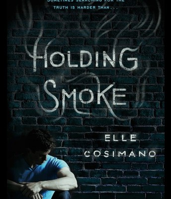 Holding Smoke by Ellie Cosimano