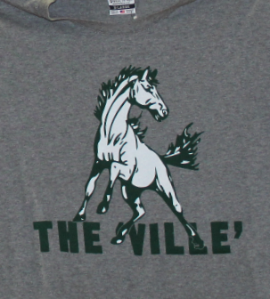 Limited Edition 'The 'Ville' T-Shirt Available