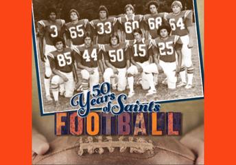 Halo Highlight: 50 Years of Saints Football