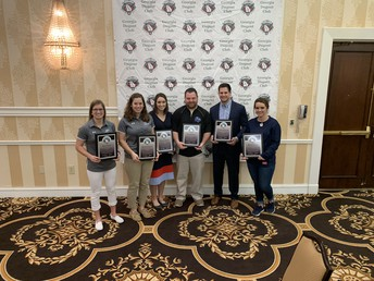 2019 ASSISTANT COACHES OF THE YEAR