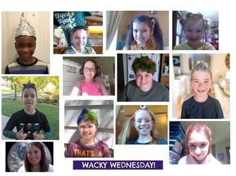 Wacky Wednesday!