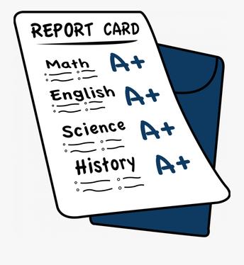 Interim and Report Card Dates: