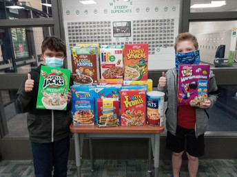 Steeby Cereal Drive