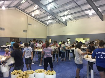 Apple Dumpling Assembly 2017