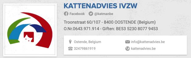 Meer info op www.kattenadvies.be