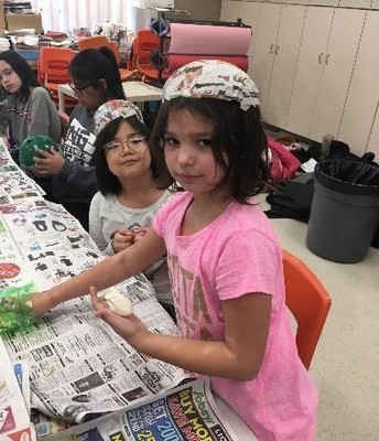 After School Clubs 3:30-4:45pm -