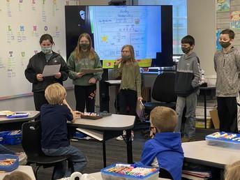 5th Grade Reading to 1st Grade