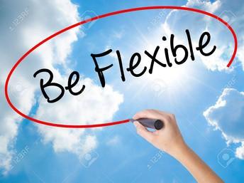 Please, Be Flexible