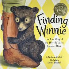 Finding Winnie Read Aloud and Paper Craft