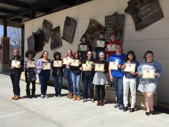 UNO High School Media Conference Winners