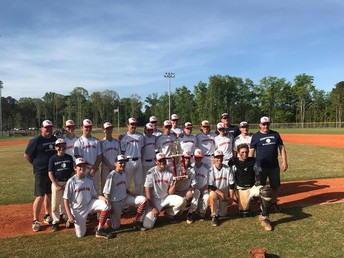 Baseball - FMAC Champions