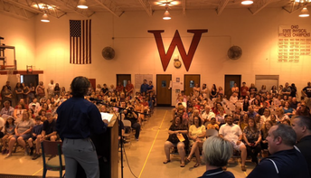 Willowville Elementary Closing Ceremony