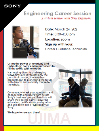 Engineering Career Session with Sony Engineers