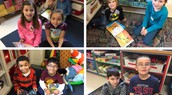 K & Grade 3 Reading Buddies