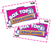 Box Tops and Tyson A+ Labels