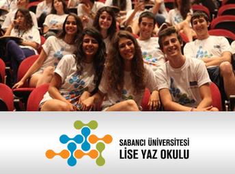 Sabancı Üniversitesi Lise Yaz Okulu