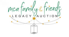 A Note from the Auction Committee