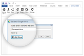 Office Plug in for Google Drive