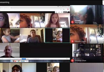 Maestra Susanne''s Google Meet