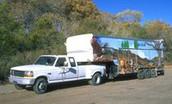 The BioVan is coming to San Felipe de Neri School