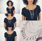 Lindsay Layering Necklace
