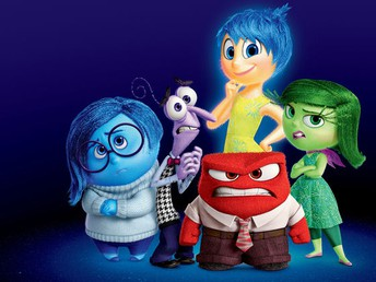 "Movie Time! Watch ""Inside Out"" and then reflect on these questions:"